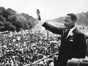 MLK March on Washington Speech